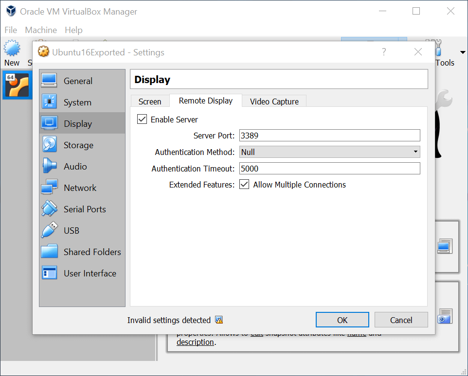Configuring-Remote-Display-for-managing-VMs-in-VirtualBox